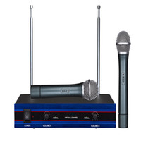 Wholesale Wireless Microphone Professional Karaoke System Wireless Mic Receiver A