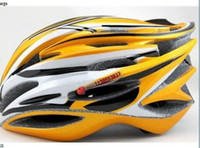 Wholesale NEW BMX CYCLING BICYCLE HERO BIKE HELMET Yellow