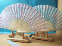 Wholesale hand made inches bamboo fans Ladies fans Bridal edding fans Ladies fans