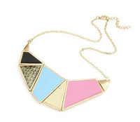 bejeweled free - Trend lady nice bejeweled enamel collar necklace