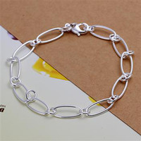 Wholesale Sterling silver g Fashion bracelets jewelry H194