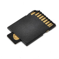 Wholesale Hot Selling Micro SD Memory Card With SD Adapter Class Fedex
