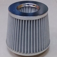 Wholesale 2013 New mm Air Filter Universal Car Air Intake Filter Model No BNAF016