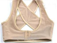One Size   Band Posture Corrector Brace X Type Back Shoulder Vest Chest UP Support Belt