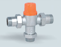 Wholesale thermostatic valve for spa sauna kitch laboratory etc warm water mixer plumbing parts