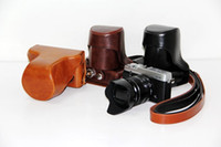 Wholesale for FUJIFILM Fuji XE1 camera bag X E1 camera holster XE special package XE holster camera bag