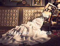 Reference Images Sweetheart other Free shipping Elegant Organza satin ustom wedding dress arabic bridal gown