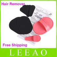 Wholesale 150pcs RA Pink Arms and Legs Hair Removal Smooth Away Pad Epilator Remover
