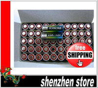 Wholesale 50 A V A V A23 A GA AE Alkaline Battery for alarm sensor remote control free