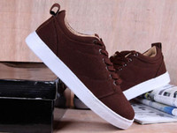 Wholesale 2013 New Korean Style retro skateboard shoes men s shoes low canvas shoes casual shoes FREE SH