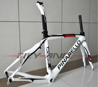 Wholesale HOTSALE PINARELLO full carbon bike frame road carbon bicycle frame fork seatpost sea