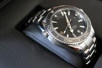 al por mayor reloj de bonos planeta océano james-Relojes para hombre de James Bond, Daniel Craig Planet Ocean 600M SKYFALL Edición limitada de lujo del reloj de los hombres de