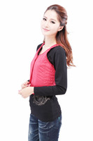 Wholesale Good gifts for People colthes Warm colthes New Heating Vest Style