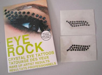 Christmas tatouage - 50pcs EYE ROCK crystal tattoos tatouage des YEUX MAKE UP ARTIST RESULTS
