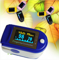 Wholesale LED Portable Fingertip Pulse Oximeter CE FDA