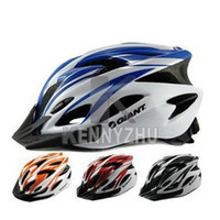 Wholesale High Quality Free Size Giant H Bicycle Helmet Safety Bike Cycling Helmet Blue Red Yellow Black Green