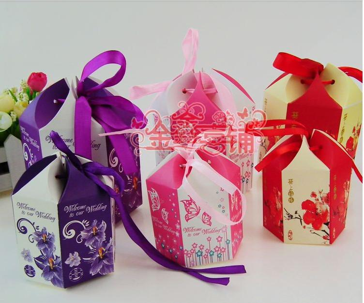 Wholesale Favor Holders - Buy Wedding Supplies Wedding Candies Box