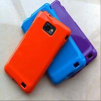 For Samsung n7000 tpu - Hard TPU Gel Case Back Cover Glossy Skin TPU case for Samsung Galaxy Note N7000 i9100