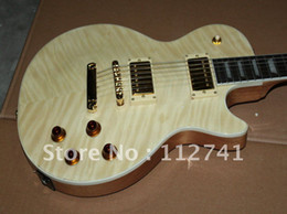 Wholesale - new arrival Electric Guitar in yellow guitar China's guitar factory production.