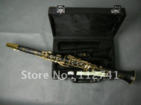 Wholesale Very Nice vintage Chinese Brand CTE Clarinet Gold Accessories With Case
