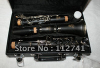 Wholesale Bb Soprano Clarinet free case New Arrival