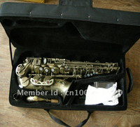 Wholesale Chinese CTE Senior Professional Antique Alto Saxophone
