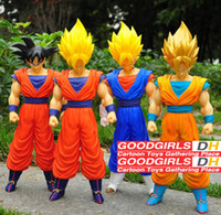 Wholesale Janpan Anime Action Figure Dragon Ball Z SON GOKU Great Saiyaman Action Figure style DBFG3633