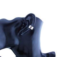Wholesale mm fashion silver ear cuffs wh2