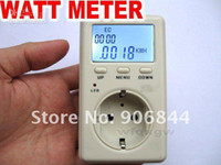 Guangdong China (Mainland) advanced energy - energy meter EU Advanced WATT Power Energy Voltage Meter Monitor