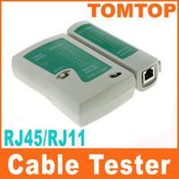 Wholesale RJ45 RJ11 RJ12 CAT5 UTP NETWORK LAN USB CABLE TESTER C119