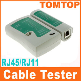 Wholesale RJ45 RJ11 RJ12 CAT5 UTP NETWORK LAN USB CABLE TESTER C119