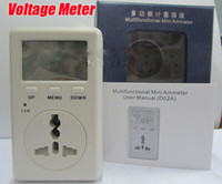 -10-60 advance delivery - Free delivery table of Italy advanced electric energy meter power meter EMS