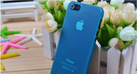 Wholesale New ultra slim TPU Soft Gel Case Cover Skin for iPhone Screen guard for iphone5