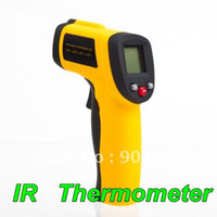 Wholesale Digital Non Contact Laser Infrared IR Thermometer degree to degree