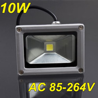 Wholesale AC V W Waterproof LED Flood Light Cool White Light Lamp