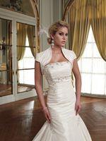Jacket best bolero jacket - Custom Made Elegant Ruffle Best sales Short sleeves bolero jackets for wedding dresses bridal accessories NEW