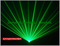Wholesale DHL free Micro Step Motor Sound Activated Auto Running Mini Projector Green Moving Party Laser Stag