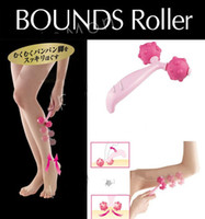 Wholesale Body Roller Energy Ball Y type Push pull Calf Massage Wheel Full Body Massager