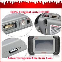 Wholesale Good quality Original Autel Maxidas DS708 DS diagnostic tool Updating Online Maxidas OBD07