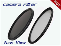 Wholesale New View mm SMCUV Protector Adjust ND2 Lens Filter Fits For All Brand DSLR SLR Digital Camera
