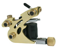 1 Piece handmade - Pro Danny Fowler Tattoo Machine Gun Handmade Shader Professional Tattoo Kits Supply