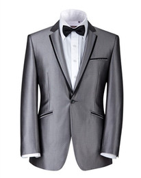 Wholesale Groom Tuxedos Best man Suit Wedding Groomsman Men Suits coat Pants tie shirt S58