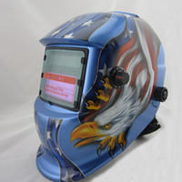 battery powered welder - LI battery Solar power auto darkening TIG MIG MMA welding mask helmet filter welder goggle