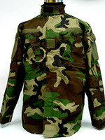 bdu pants - US Army Camo Woodland BDU Uniform Set Shirt Pants Hunting Suit Hunting Sets