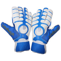 Wholesale 2012 goalkeeper gloves football game goalkeeper gloves band finger