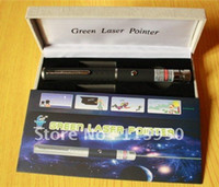Wholesale 50 mw green laser pen green laser pen point star pen laser pen single point starry sky epoxy resin