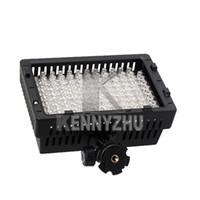 Professional CN-126 7.6W 126 Leds lumière vidéo LED pour caméscope numérique Caméscope