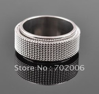 Wholesale 1 Fashion Stainless Steel men s Ring Size mm mm