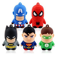 usb drive pen drive - superhero batman real gb gb gb gb gb USB flash memory stick Pen drive usb thum drive