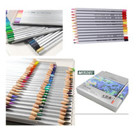 Wholesale Marco Fine Art Colors Drawing Pencils Non toxic for writing drawing sketches